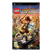 LEGO Indiana Jones 2: The Adventure Continues (PSP)