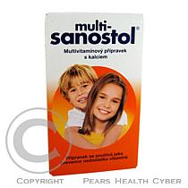 Nycomed MULTI-SANOSTOL 1X300GM Sirup