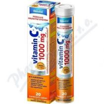 VITAR Revital Vitamin C 1000mg eff. tbl.20