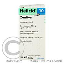 ZENTIVA A.S. HELICID 10 28X10mg