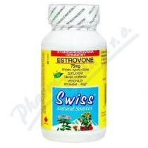 SWISS HERBAL REMEDIES ESTROVONE isoflavony tbl.90
