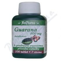 MedPharma Guarana 800mg (107 tablet)