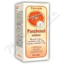 Favea Panthenol (30 tablet)