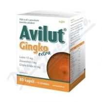 VULM CZ AVILUT Gingko extra cps.80+10