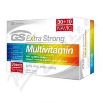 Green Swan GS Extra Strong Multivitamin (30+10 tablet)