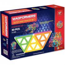 MAGFORMERS Magformers Super 30