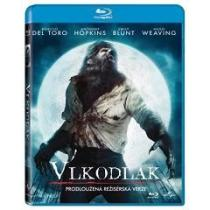 Vlkodlak (The Wolfman) Blu-ray