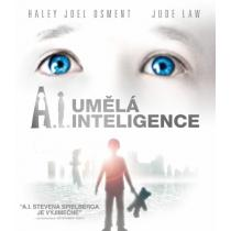 A.I. Umělá Inteligence (Artificial Intelligence) Blu-ray