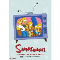 Simpsonovi 2 (The Simpsons 2) DVD
