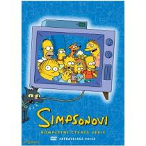 Simpsonovi 4 (The Simpsons 4) DVD