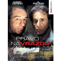 Právo na vraždu (Righteous Kill) DVD