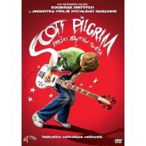 Scott Pilgrim proti zbytku světa (Scott Pilgrim vs. The World) DVD