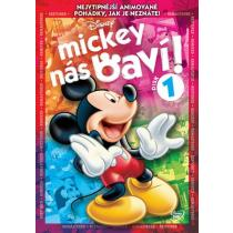Mickey nás baví! 1 (Have A Laugh With Mickey 1) DVD