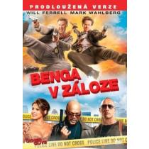 Benga v záloze (The Other Guys) DVD
