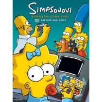 Simpsonovi 8 (The Simpsons 8) DVD