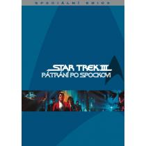 Star Trek 3: Pátrání po Spockovi (The Search For Spock) DVD