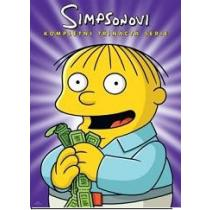 Simpsonovi 13 (The Simpsons 13) DVD
