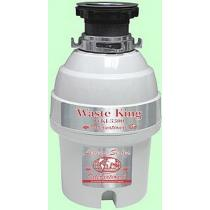 WASTE KING Deluxe 3 4HP