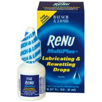 Bausch & Lomb ReNu Lubricating&Rewetting Drops