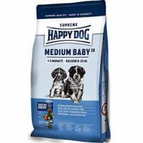 HAPPY DOG MEDIUM Baby 28 10 kg štěně