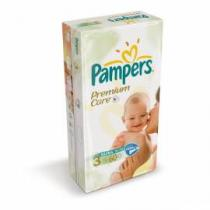 PAMPERS Premium Care Midi 60 ks