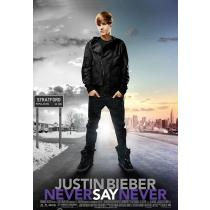 Justin Bieber: Never Say Never - DVD