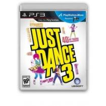 JUST DANCE 3 MOVE (PS3)