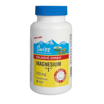 SWISS HERBAL REMEDIES LTD MAGNESIUM 1 420mg tbl.90