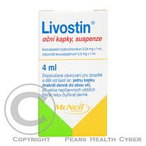 Janssen Livostin (4ml/2mg)