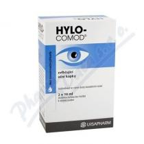 Bausch and Lomb Hylo-Comod (2x10ml)