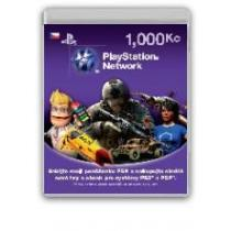 PLAYSTATION NETWORK CARD 1000 (PS3)