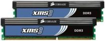 Corsair XMS3 4GB DDR3 1600Mhz CL9 (CMX4GX3M2A1600C9)