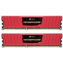 Corsair Vengeance Low Profile Red 8GB DDR3 1866Mhz CL9 (CML8GX3M2A1866C9R)