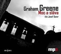 Moc a sláva - CD mp3 - Greene Graham