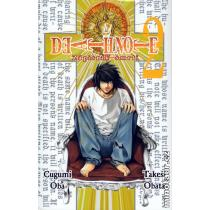 Death Note 2 - Ohba Cugumi, Obata Takeši