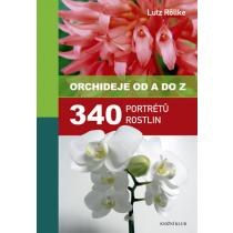 Orchideje od A do Z - Röllke Lutz