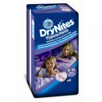 Huggies Dry Nites Large - Girls 9ks
