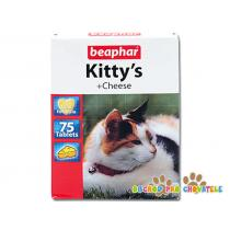 Beaphar Kittys sýr + lecitin 75tablet