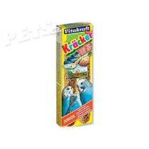 Vitakraft Kracker Sittich Calcium + Honey Junior - 2ks