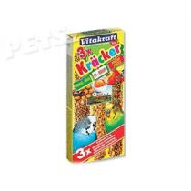 Kracker Sittich Honey + Egg + Fruit Vitakraft - 3ks