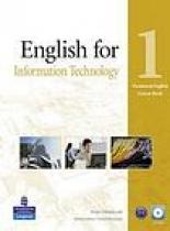 Pearson longman English for Information Technology 1
