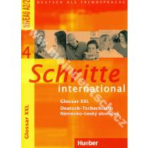 Schritte international 4 glossare
