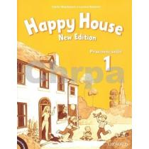 Maidment Stella,Roberts Lorena Happy House 1 AB New Ed./multi