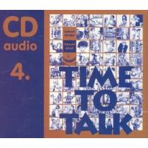 PETERS S., GRÁF T Time to talk 4 CD Polyglot