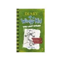Kinney Jeff Diary of Wimpy Kid (Last Straw)