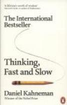 KAHNEMAN DANIEL Thinking, Fast and Slow