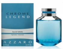 Azzaro Chrome Legend EdT 75 ml M