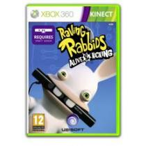 KINECT Raving Rabbids Alive and Kicking (Xbox)