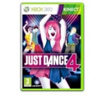 KINECT JUST DANCE 4 (Xbox 360)