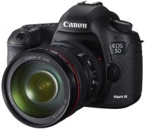 Canon EOS 5D Mark III + EF 24-105 mm